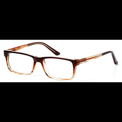 Harvey Mac CAROUSEL DANIEL Glasses – C2 Brown