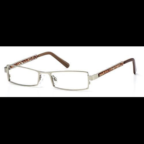 Harvey Mac CAROUSEL LEONA Glasses – C2 Brown