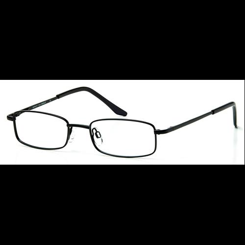 HARVEY MAC IMPACT104 GLASSES – C1 Black