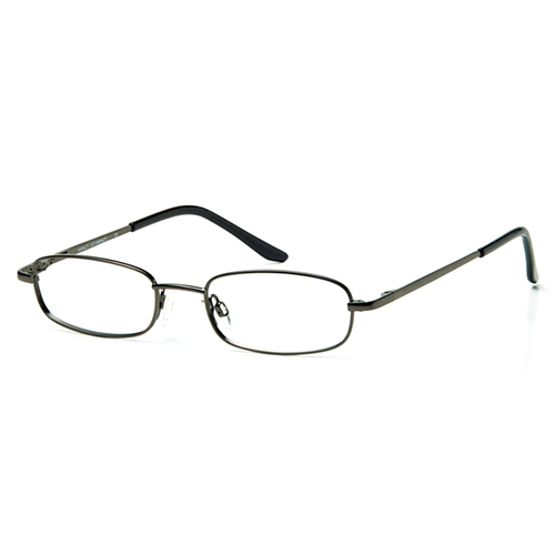 Harvey Mac IMPACT107 Glasses – C1 Shiny GunMetal